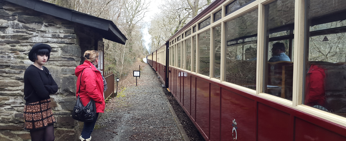 North Wales Seaside Holidays steam railways