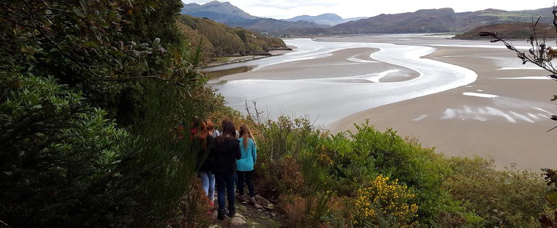 North Wales Seaside Holidays coastal walks