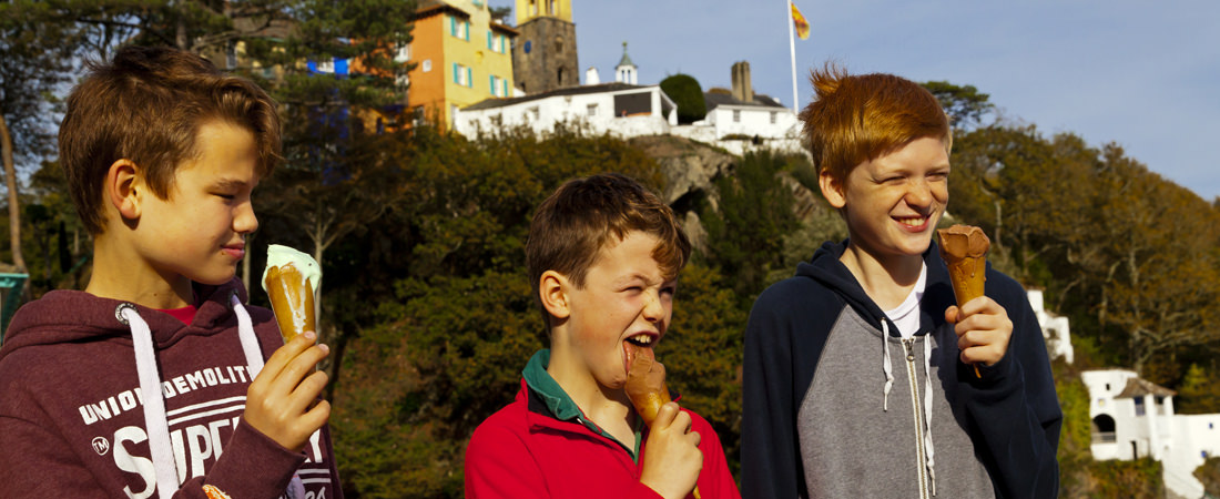 Things to do in north wales; portmeirion