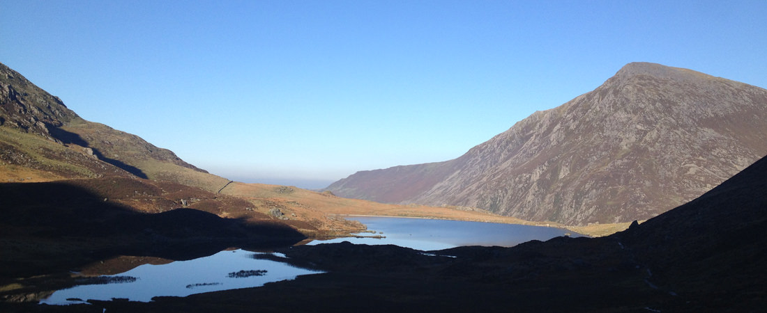 Snowdonia Outdoor Activities, Corrie in Snowdonia