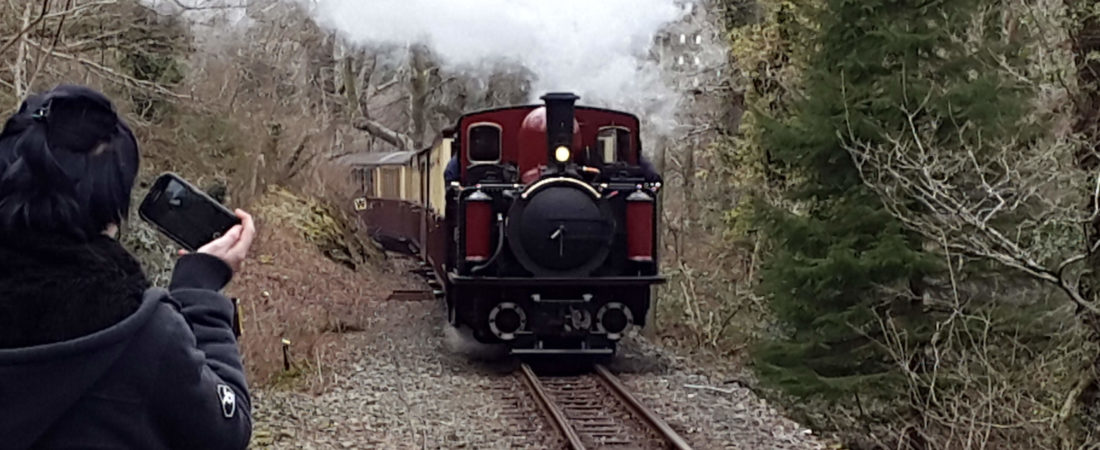 Things to do in north wales; ffestiniog railway