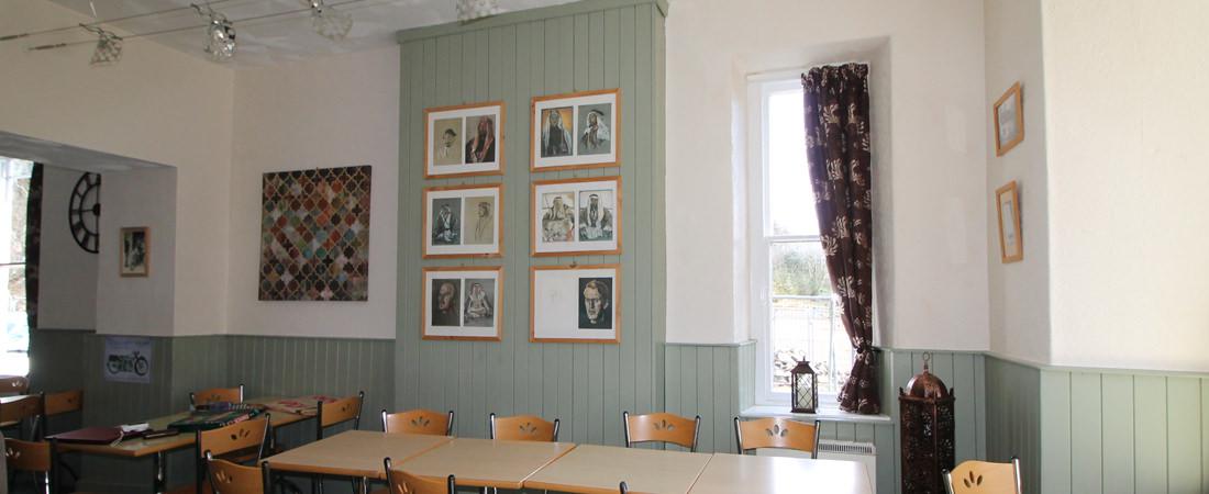 group accommodation in snowdonia, Lawrence memorabilia